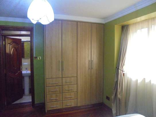 Furnished 4 bedroom townhouse for rent in Runda image 18