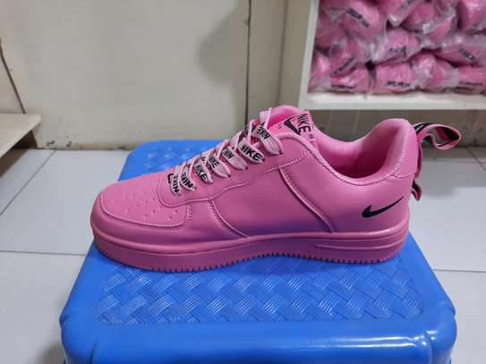 Nike Air Force Women's- Pink image 2