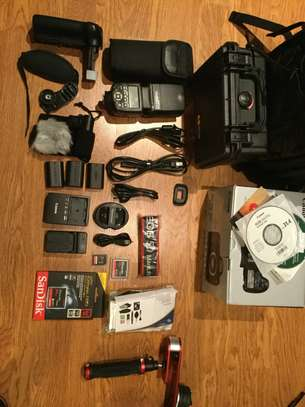 Canon EOS 5D Mark iv camera with lenses / accessories /add-ons