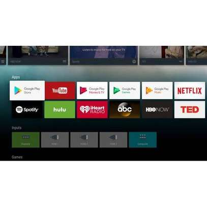 32 skyworth smart Android frameless HD TV image 2