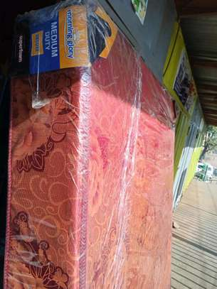 6 inch thick superfoam ( morning Glory) mattresses image 1
