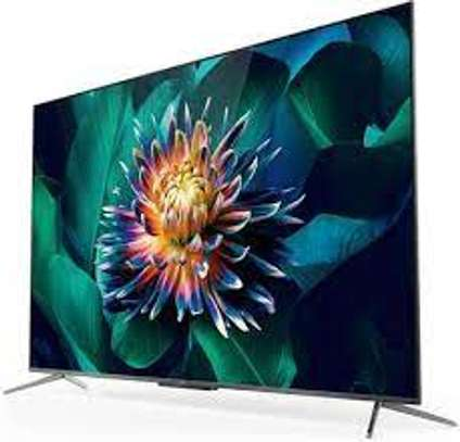 TCL  55 inch Smart  UHD 4K Android TV  Frameless image 1