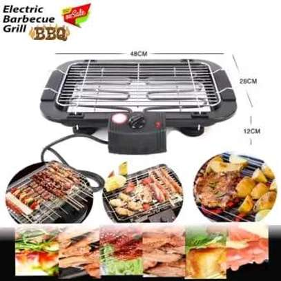 Portable grill image 2