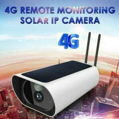 3G/4G sim Card CCTV Camera 100% wireless image 5