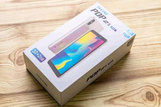 Tecno Pop 2 Plus brand new and sealed in a shop. image 1