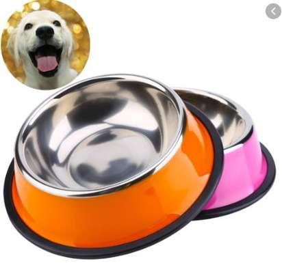 Dog Feeding Bowl - Large image 1