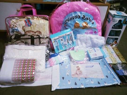 Newborn baby package image 1