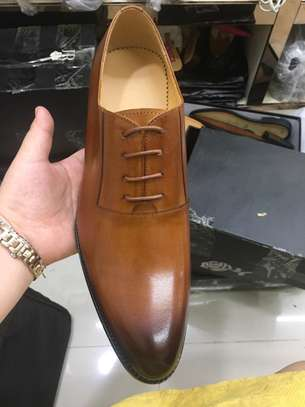 Pure leather officials