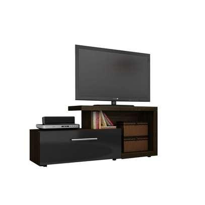 TV Stand For Up to 50'' TVs - Tecno Mobili , BlackBrown image 2
