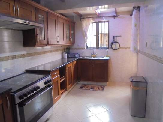 Furnished 4 bedroom townhouse for rent in Runda image 8