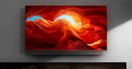New TCL 55 inches Q-LED Onkyo 55C815 Android Smart UHD-4K Digital Frameless TVs image 1