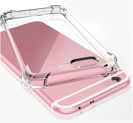 CLEAR SHOCKPROOF SILICONE CASE for XIAOMI REDMI 6Pro(Mi A2 Lite) / S2(Y2) / 6A / Note 5
