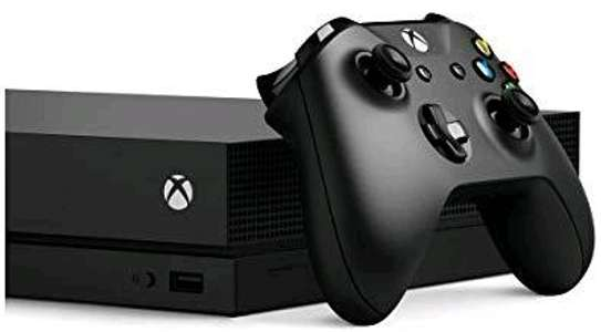 Microsoft Xbox One X 1Tb Console With Wireless Controller: Xbox One X Enhanced, Hdr, Native 4K, Ultra Hd image 3