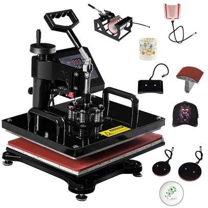 Multifunctional Heat Press Machine image 1