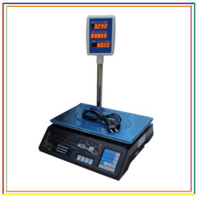 new digital acs30kg tabletop image 1