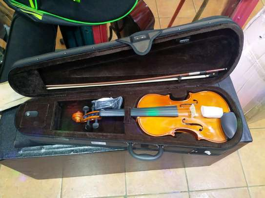 German violin image 1