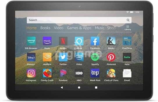 Amazon Fire HD 8 tablet 32GB (10th Gen, 2020 Release) – 8″ HD Display – Black image 1