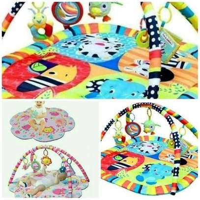 Baby Play Mat with Toys image 2