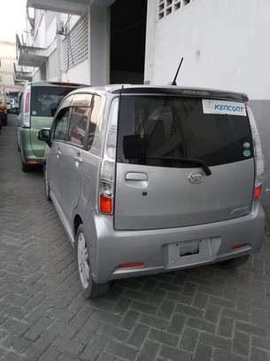 Daihatsu Move G Wagon 2012 image 7