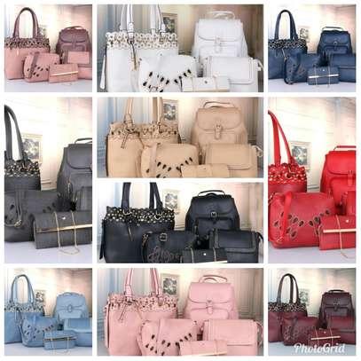 5 in 1 Ladies Handbag