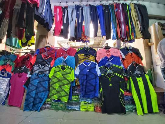 Track Suits and Soccer Jerseys available at Wholesale and Retail Price