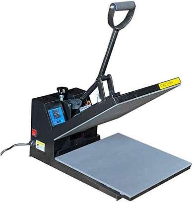 Heat Press 15 inch by 15 inch heat press. image 1