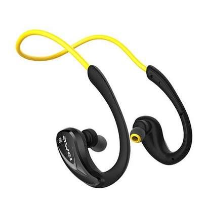 Awei A880BL Wireless Bluetooth V4.0 Headphones Sports Stereo Earphones image 6