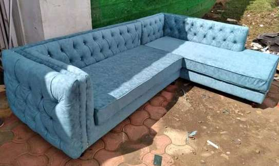 Stylish L shape sofas image 7
