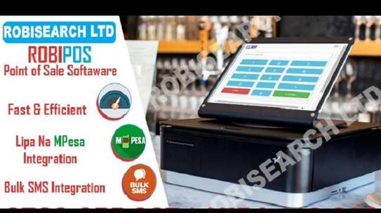 Online point of sale (pos) image 1