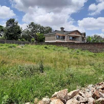 0.1 ha residential land for sale in Kiambu Town image 1