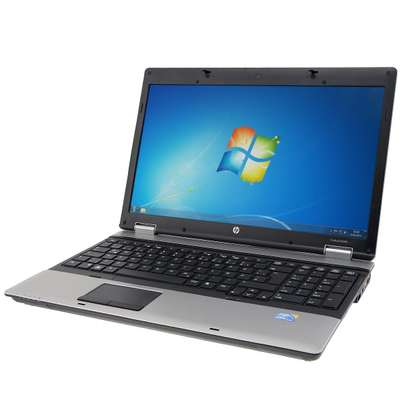 "HP ProBook 6550 15.6"" – 4GB RAM – 500GB HDD-Webcam- WiFi- Windows image 4"