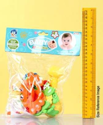 Baby Rattle Pack of 8 – Multicolor image 12