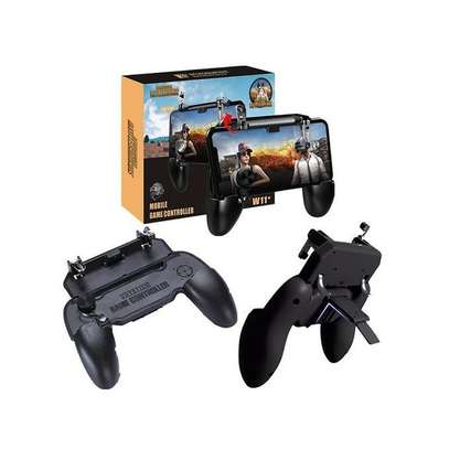 W11 PUBG Mobile Joystick Gamepad Button For Android iPhone Gaming Pad image 2