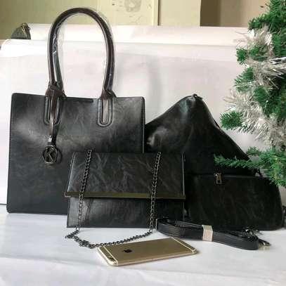 Pure leather Handbags image 6
