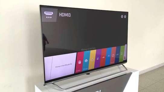 New LG 55 inch UHD-4K Smart Digital TVs image 1