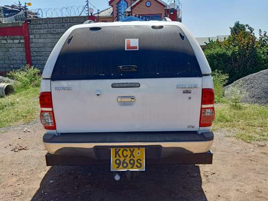 TOYOTA HILUX 4/4 DOUBLE CAB 2012 image 13