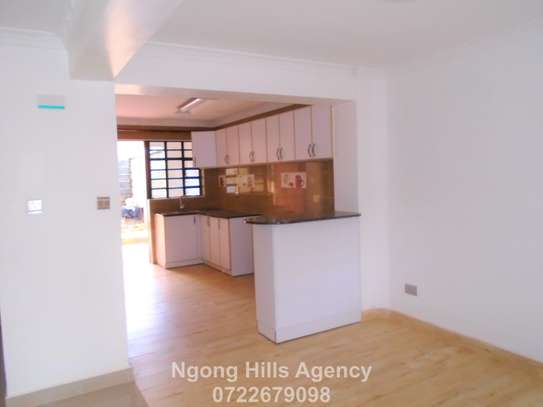 Four bedrooms townhouse with a DSQ for rent in Kibiko image 5