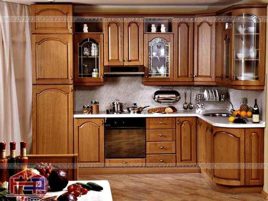 Modern kitchen cabinets/inbuilt kitchen cabinets/modern inbuilt home designs image 2