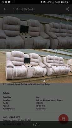 3-2 recliner sofa image 1