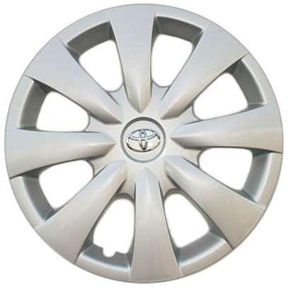 "Original EX Japan wheel caps for all models sizes 14"" 15"" 16"" image 1"