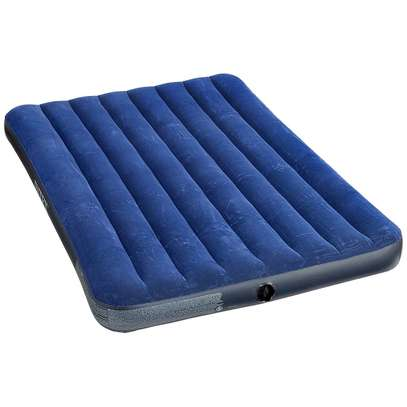 4*6 Iflatable Mattress with a free Manual Pump image 1