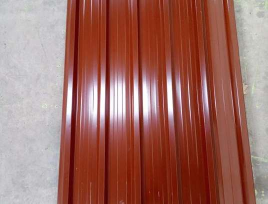Roofing iron sheets (mabati)