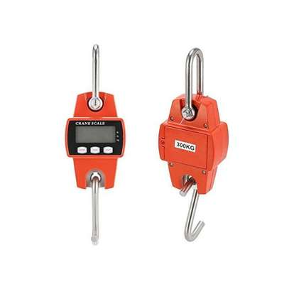 Electronic 300KG Hanging Weighing Scale 4sale image 1