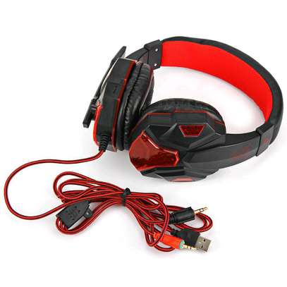 Plextone pc780 gaming headphones for laptops,xbox,phones and playstations(PS) image 1