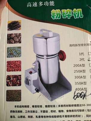 Maize flour Miller/Domestic grains grinder/Uga ugali machine image 2