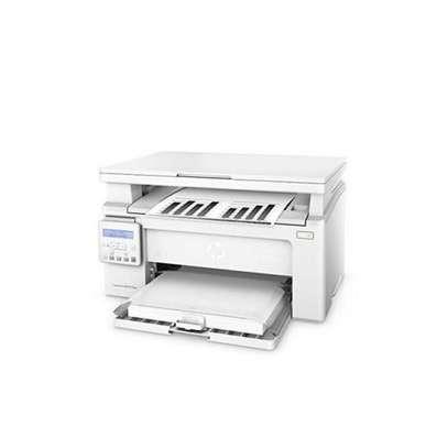 HP Laserjet MFP 130NW Printer Scan Copy - White image 1