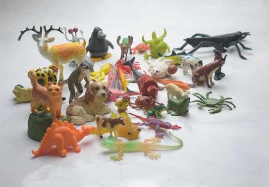 37 Pieces Animal Play Set image 1