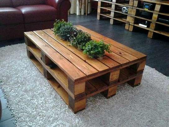 Pallet coffee tables/pallet tables/coffee tables/pallet furniture image 5