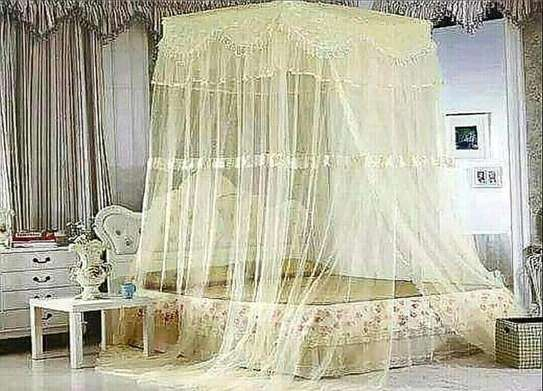 Top square mosquito net (Double decker Net) image 3