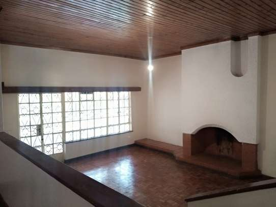 4 bedroom house for rent in Loresho image 14
